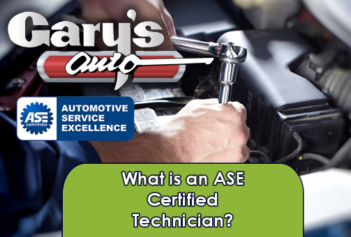 What is an ASE Certified Technician