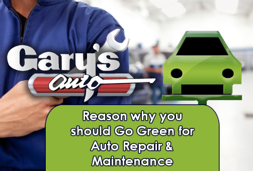 Significance of Green Auto Repair & Maintenance