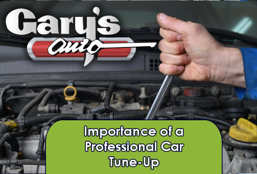 Significance of a Professional Car Tune-Up
