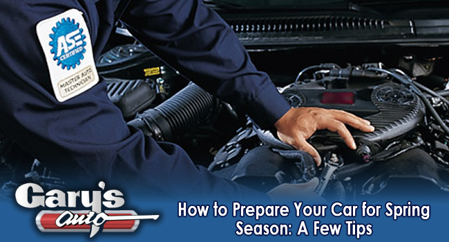 How to Prepare Your Car for Spring Season